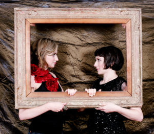 Sarah Kirkland Snider and Shara Worden