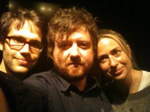 Michael, Lawson, and Sarah