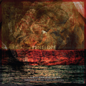 Cover of 'Penelope' by Sarah Kirkland Snider